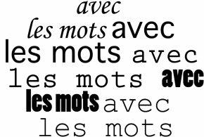 Pouvoir des mots – Épreuve unique d'écriture de français du Ministère de l'Éducation et de l'Enseignement supérieur