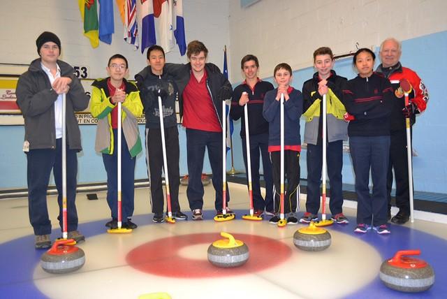 Équipe de curling