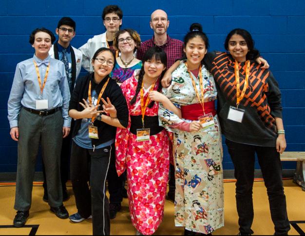 Le collège Saint-Louis se démarque à la finale de l'Expo-science régionale de Montréal